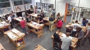 op de afdeling bouwen wonen interieur bwi van het techniek college leer jij de basistechnieken die bij elke bouw of meubelmakerij worden toegepast