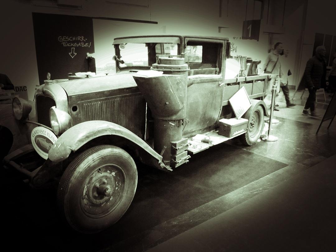 TcPL bezoekt Essen Motorshow
