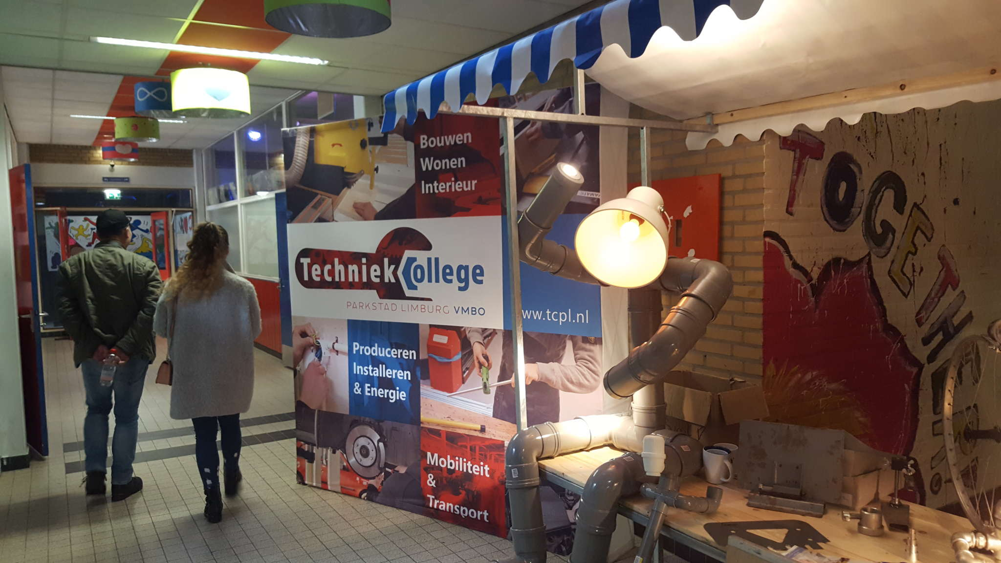 Techniek College on tour
