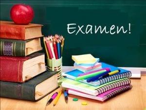 AVO CE examen planning TCPL 2018