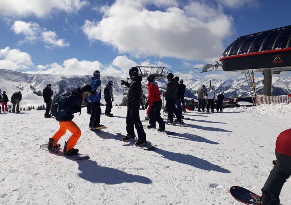 Skisreis TCPL 2019