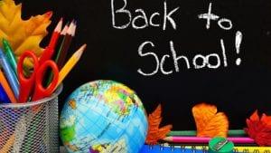 Start schooljaar 2019-2020