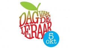 Maandag 5 oktober is de 'Dag van de leraar'.