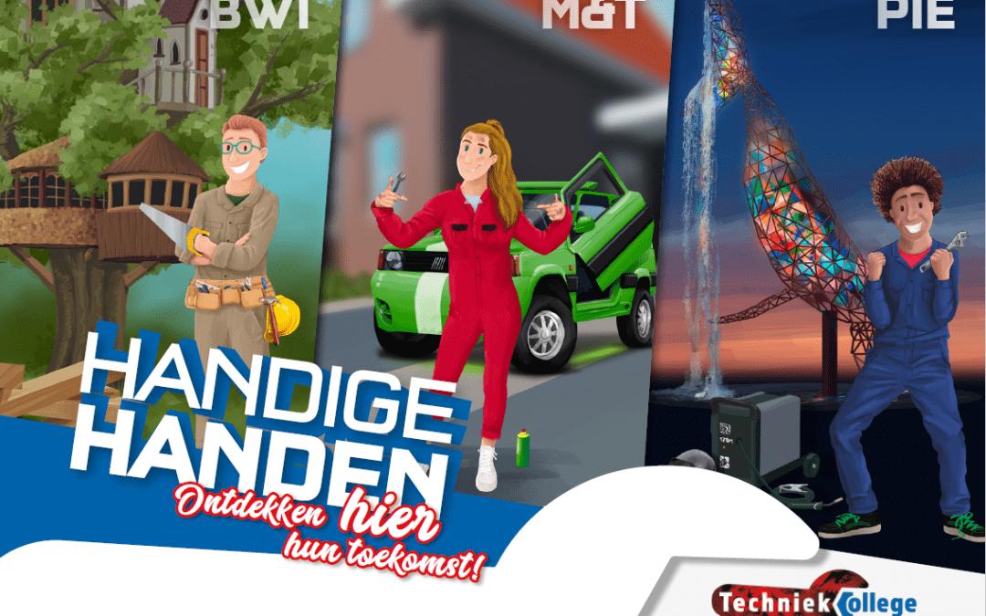 Techniek College Parkstad Limburg in beeld!