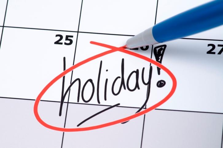 TCPL wenst iedereen een heel fijne vakantie.